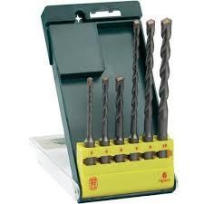 Купить <b>набор буров Bosch SDS-Plus-1</b> 6шт 607019447 в ...