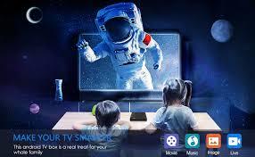 <b>T95</b> Max Smart <b>TV Box Android</b> 9 4GB 32GB -1 Year: Amazon.in ...