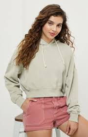 <b>Cropped Sweatshirts</b> and <b>Hoodies</b> for Women   PacSun