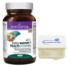 New Chapter <b>Every Woman II</b> Multivitamin <b>40</b>+ Fermented with ...