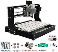MEICHEN <b>CNC 3018 PRO</b> Engraver Wood <b>CNC</b> Router Machine ...