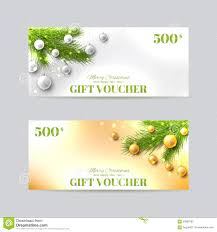 new certificate diploma template stock photos images pictures gift voucher template christmas fir tree royalty stock photo