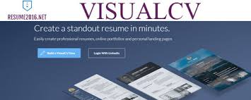 top  resume builder • visualcv online resume builder 1