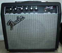 <b>Fender Frontman</b> 15G <b>Гитарный комбоусилитель</b>. Комбик ...