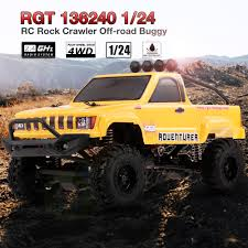 <b>RGT RC Car</b> 136240 <b>1:24</b> 2.4G 4WD 15KM/H RC Rock Crawler Off ...