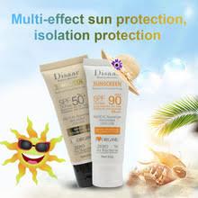 <b>Солнцезащитный крем</b> SPF50/90 для лица, отбеливающий ...