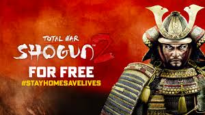 Total War: SHOGUN <b>2</b> Free-to-Keep Giveaway and Total War Sale ...
