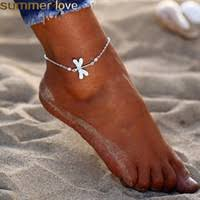 Discount <b>New Silver Anklets</b>
