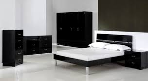 black and white furniture bedroom linouco all black furniture
