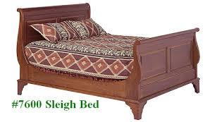 cherry sleigh bed bedroom furniture brands list