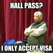Morgan Freeman School Security Guard memes   quickmeme via Relatably.com