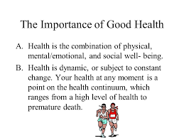 importance of health essay students   essay for you  importance of health essay students   image