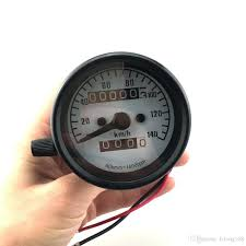 2019 <b>Motorcycle</b> Modified <b>Double Odometer</b> Metal Code Table With ...