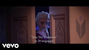 "<b>Various Artists</b> - Into the Unknown (In 29 Languages) (From ""Frozen ..."