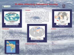 how does el ni ntilde o affect the climate in earthzine sgs earth observation climate themed poster