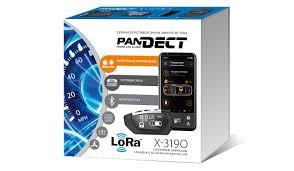 Новая <b>автосигнализация Pandect X-3190 LoRa</b>
