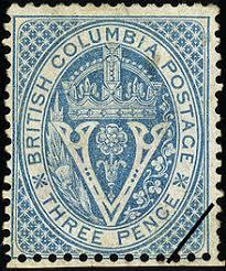 Risultati immagini per first canadian postage stamp