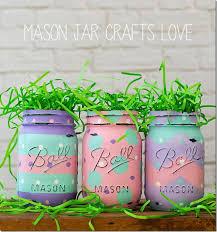 jar crafts home easy diy: easter egg mason jars easter egg craft mason jar thumb x