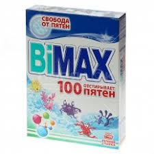 <b>Стиральный порошок</b> для ручной стирки BiMAX 100 пятен, 400 г ...