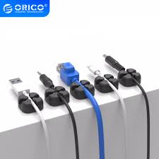 <b>ORICO Desktop Cable</b> Clip Cable Winder Wire Organizer Cable ...