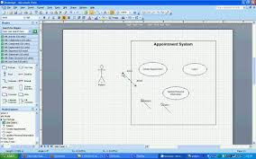 uml use case diagrams in visio   youtube
