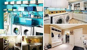33 coolest laundry room design ideas bright modern laundry room