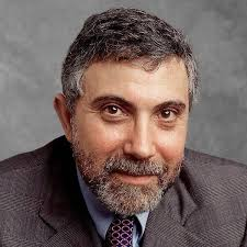 New York Times columnist Paul Krugman