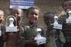 Samsung Donates <b>Solar</b>-<b>Powered LED</b> Lanterns to Africa - News ...