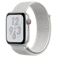 ᐅ Apple <b>Watch</b> Series 4 GPS + Cellular 44mm Aluminum Case with ...