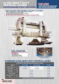 standard vertical lathe vertic com ultra heavy duty vertical lathes quick spec 8 30m turning dia custom