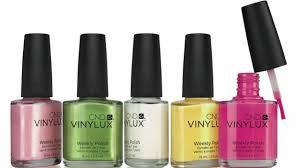 <b>CND Vinylux Nail</b> Polish: Like a 7-Day Shellac, No Salon or UV ...