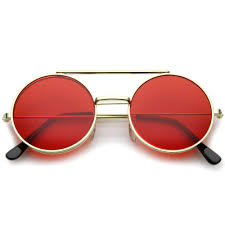 "Trendy <b>Round</b> Fashion <b>Sunglasses</b> Tagged ""<b>retro</b>"" - zeroUV"