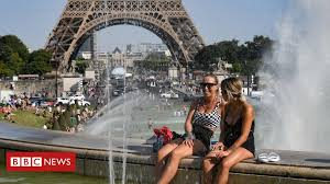 Europe heatwave: <b>French</b> city of Bordeaux hits record temperature ...