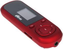 Купить <b>Ritmix RF</b>-<b>3360</b> 4Гб red в Москве: цена <b>плеера</b> Ritmix RF ...
