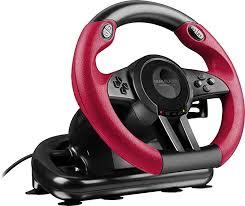 <b>Speedlink Trailblazer Racing Wheel</b> for PlayStation 3, PS4 and PC ...