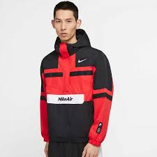 Nike Air <b>Mens Woven Jacket</b> - Jackets - MENS APPAREL