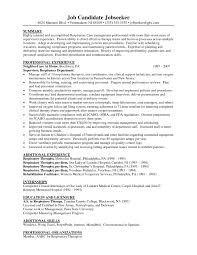 the most resume for physical therapist resume template online new sample respiratory therapist resume