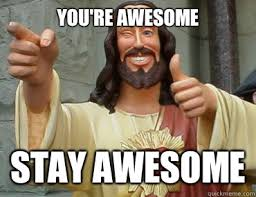 Memes Vault You're Awesome Memes via Relatably.com