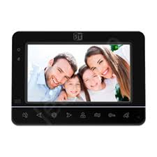 <b>Space Technology ST</b>-<b>M100</b>/<b>7</b> (S) ЧЕРНЫЙ - <b>Видеодомофон</b>
