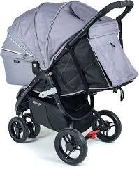 <b>Люлька Valco Baby External</b> Bassinet для Snap & Snap4 Cool Grey ...
