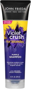 <b>John Frieda Violet Crush</b> for Blondes Purple Shampoo   Ulta Beauty