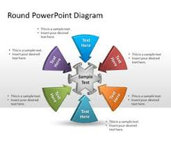 ppt template  microsoft powerpoint and templates on pinterestfree round powerpoint diagram is a   ppt template   a nice rounded diagram that you