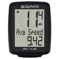 <b>Велокомпьютер SIGMA BC 7.16</b> are mistaken