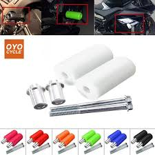 1 pair 22mm 25mm vintage handle grips motorcycle universal rubber handlebar grips hand grip bar end for cafe racer bobber custom