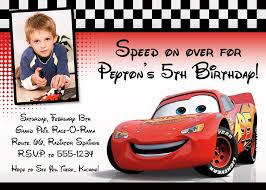 cars birthday invitations plumegiant com cars birthday invitations to bring your dream design into your birthday invitation 18