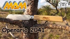 <b>Нож MAM</b> Operario: разочарование((. - YouTube