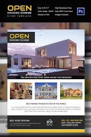 open house flyer templates printable psd ai vector eps classic open house flyer