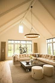 best lighting for cathedral ceilings. industrial living room features a paneled cathedral ceiling accented with ralph best lighting for ceilings