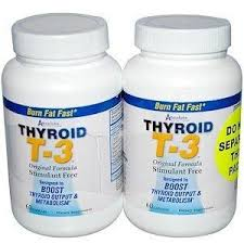 Здоровье <b>щитовидной железы</b>, Thyroid <b>T</b>-<b>3</b>, Absolute Nutrition, 2 ...