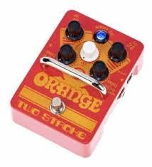 Моделирующая и специальная <b>педаль эффектов Orange</b> Two ...